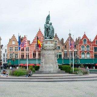 Belgija Potujoci brlog