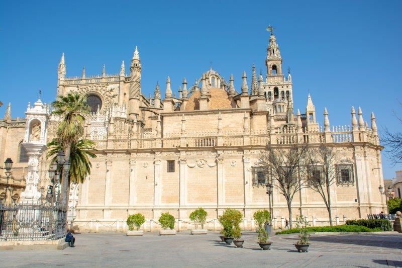 Sevilla katedrala