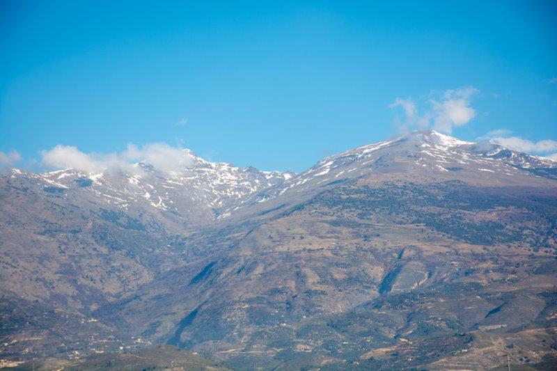 Sierra Nevada potujoči brlog