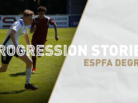 ESPFA Progression Stories – ESPFA Degree