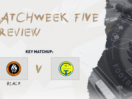 #MatchweekFive – Preview