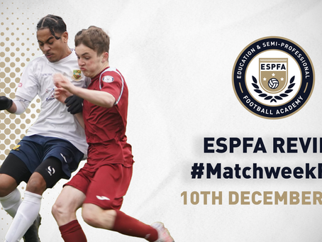 ESPFA MATCHWEEK REVIEW - #MatchweekFive
