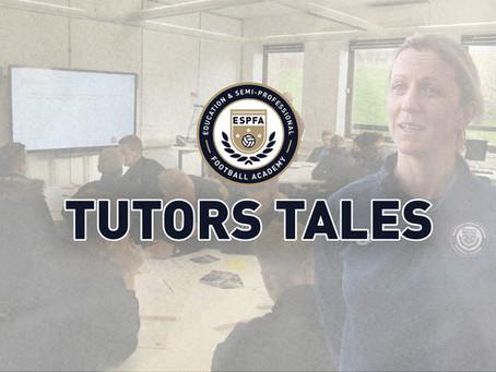TUTORS TALES: OCTOBER HALF-TERM