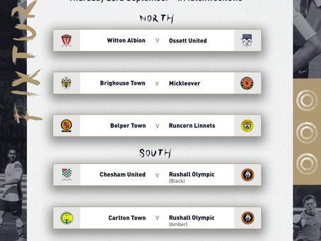 ESPFA 2021/22 Fixture Announcement