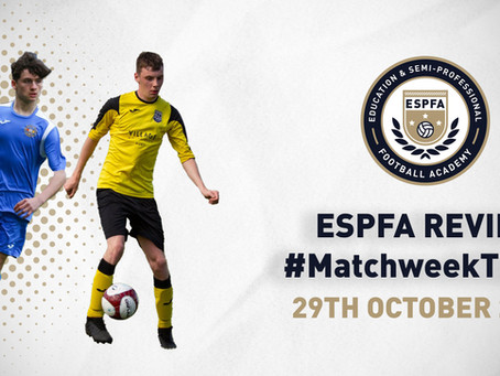ESPFA MATCHWEEK REVIEW - #MatchweekThree