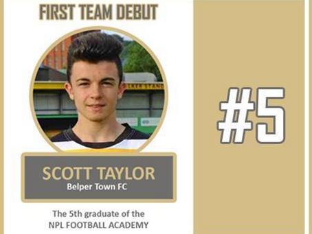 SCOTT TAYLOR | 5TH GRADUATE