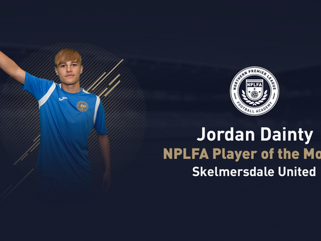 SPORTS TRAIDER DIVISION PLAYER OF THE MONTH - NOVEMBER/DECEMBER