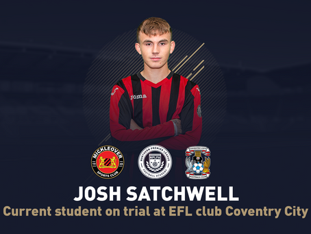 STUDENT ON TRIAL AT COVENTRY CITY