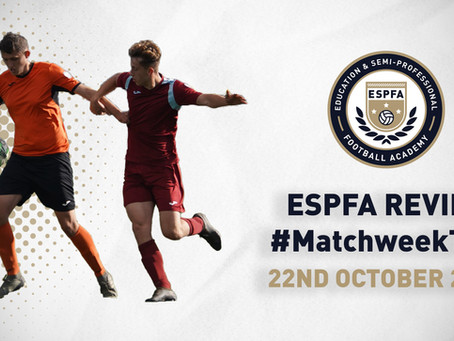 ESPFA MATCHWEEK REVIEW - #MatchweekTwo