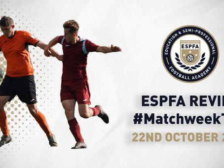 ESPFA MATCHWEEK REVIEW - #MatchweekTwo