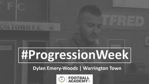#ProgressionWeek – Dylan Emery-Woods
