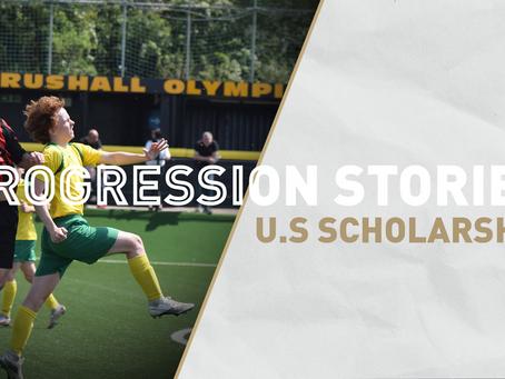 ESPFA Progression Stories – US Scholarship
