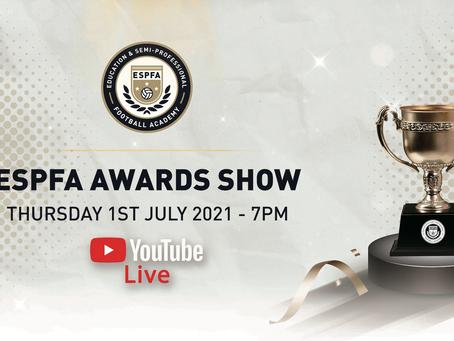 THE ESPFA AWARDS SHOW RETURNS