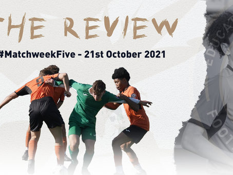 THE REVIEW - #MatchweekFive