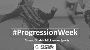 #ProgressionWeek – Simran Shahi