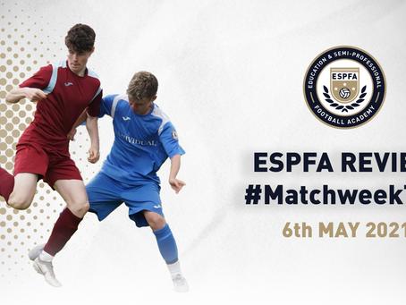 ESPFA MATCHWEEK REVIEW - #MatchweekTen