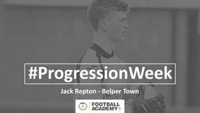 #ProgressionWeek – Jack Repton