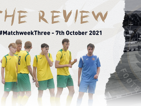 THE REVIEW - #MatchweekThree
