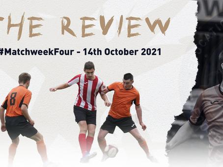 THE REVIEW - #MatchweekFour