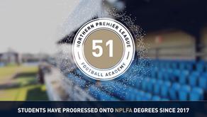 PROGRESSION STORIES 2019 – NPLFA DEGREE