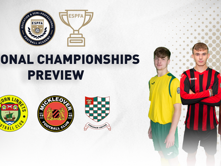 ESPFA NATIONAL CHAMPIONSHIPS – PREVIEW