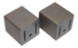 Precision carbide spare parts including punches, dies, and other customizable components
