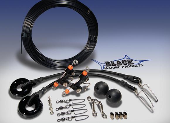 Black's Complete Outrigger Kit