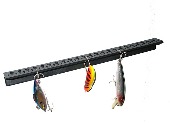 Black's Hook and Rig Holder w/ Marine Grade Double Sided Tape