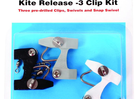 Black's Kite Release - 3 clip kit