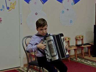 В гостях в детском саду