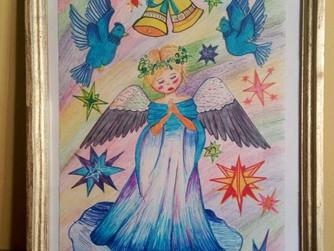 """Выставка праздника """"Рождества Христова"""""""