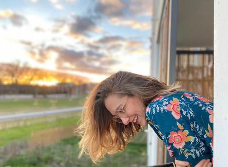 Tiffany, Conseillère en image, nous raconte comment elle s'entretient pendant le confinement