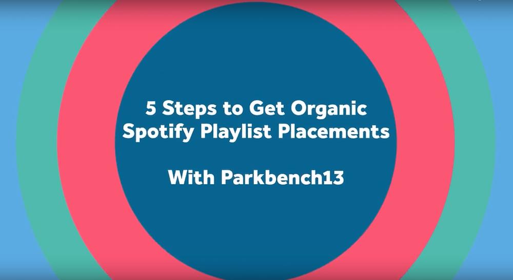 5 Spotify Playlist Pitching Secrets