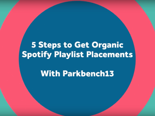 How To Pitch to Playlists: 5 Things You Must Do to Get Organic Spotify Playlist Placements