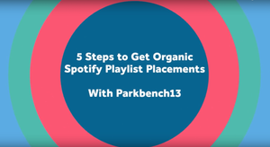 5 Spotify Playlist Pitching Secrets