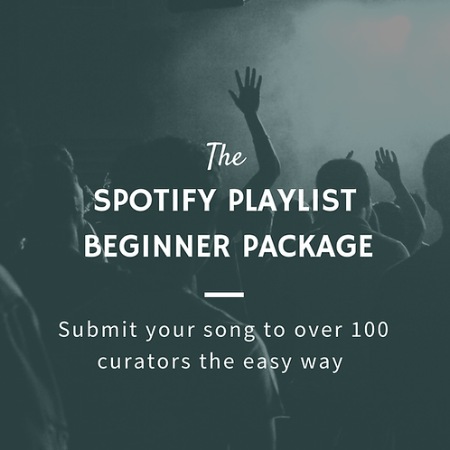Spotify Playlist Beginner Package