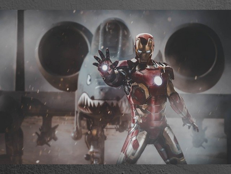 The Materials Science of Iron Man's Suit