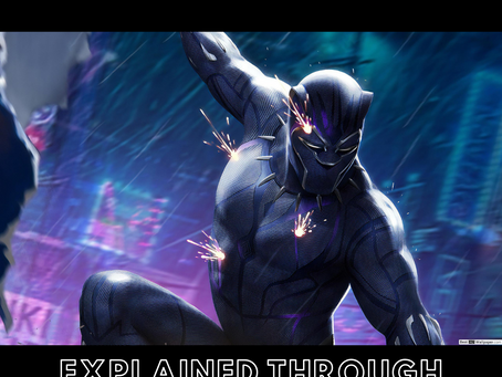 Materials Engineering in Black Panther's Suit