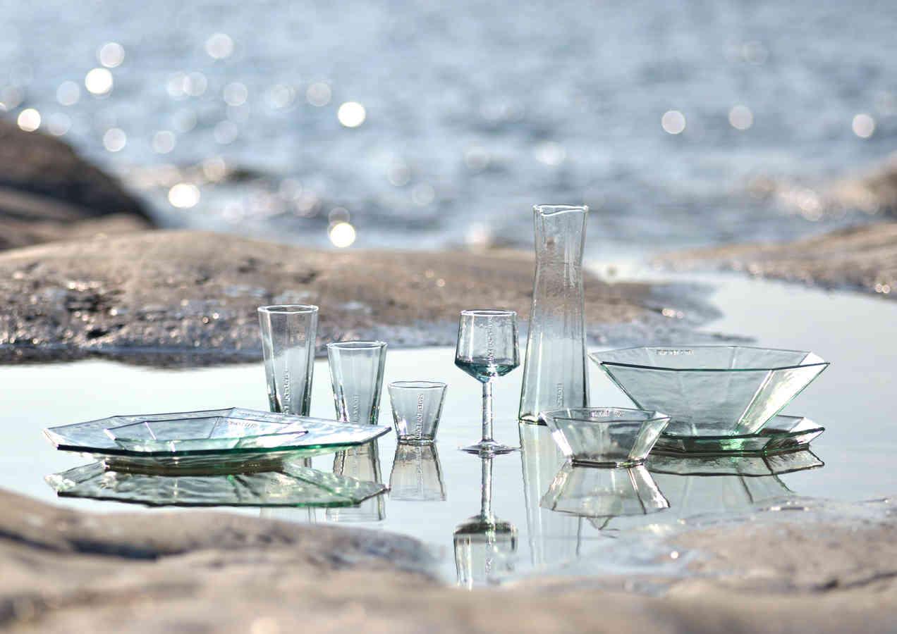 Statement of earth -SEA Glasbruk