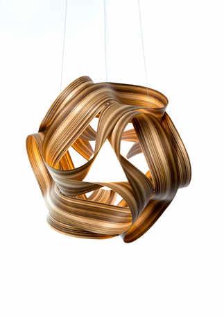 GI Lamp Pendant by Gen Ishikawa