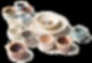 Serenity tableware