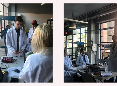 Electrochemistry Student Outreach at the University of Arizona