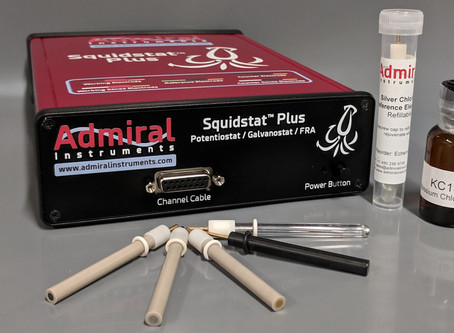 Admiral Instruments Now Sells Electrodes!