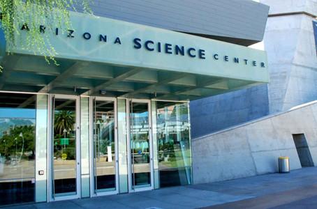 Electrochemistry Presentation at the Arizona Science Center