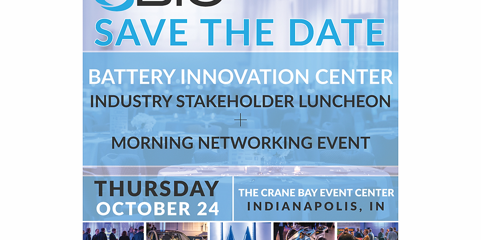 4th Annual Battery Innovation Center Industry Stakeholder Luncheon