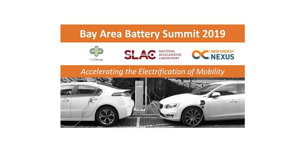 Bay Area Battery Summit 2019