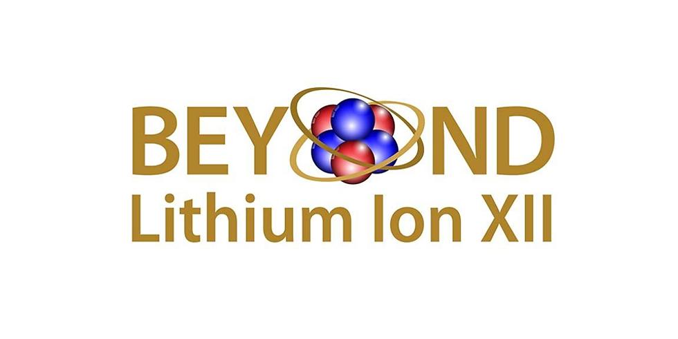 Beyond Lithium Ion XII Symposium