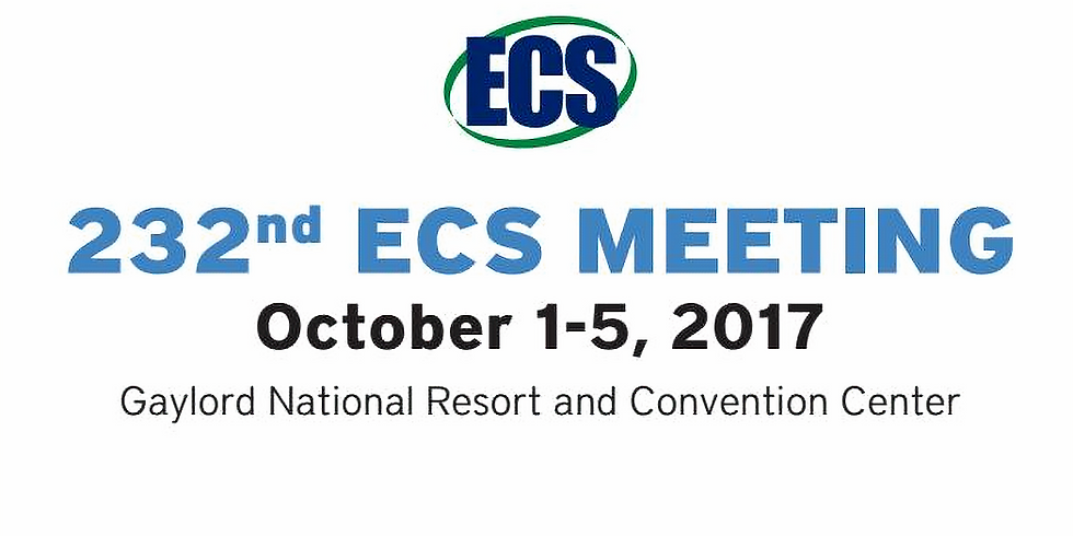 232nd ECS Meeting & Exhibition