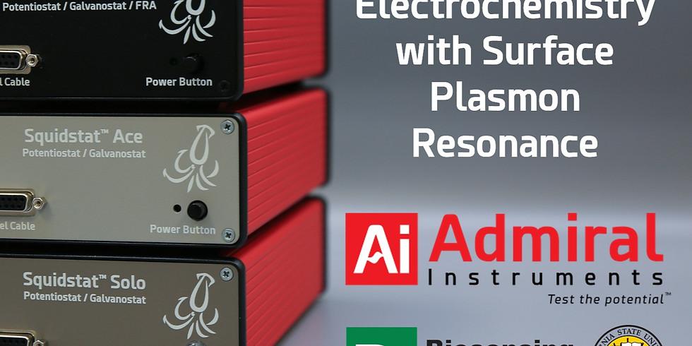 Free Webinar: Electrochemistry with Surface Plasmon Resonance