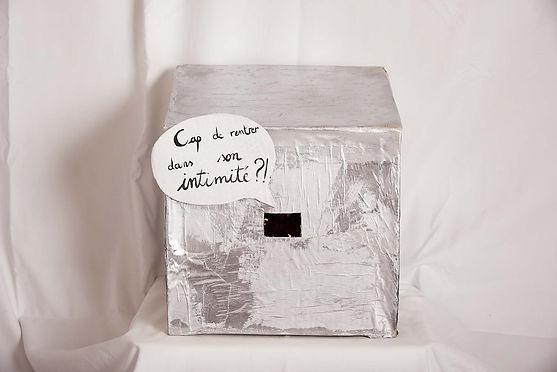 28  Willième Anaïs  « The inner box (la